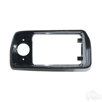 Passenger side headlight bezel